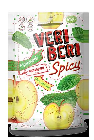 4 berries - VERI BERI